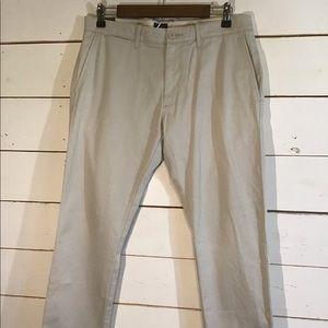 NEW J Crew 484 Slim Fit Chino Pant Light Stone